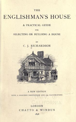 Download The Englishman's house.