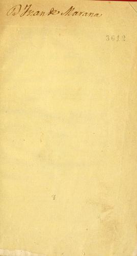 Don Juan de Marana, o, La caída de un ángel