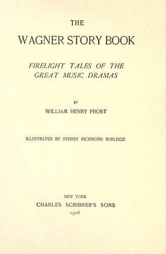 Download The Wagner story book