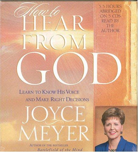 Download How to Hear from God