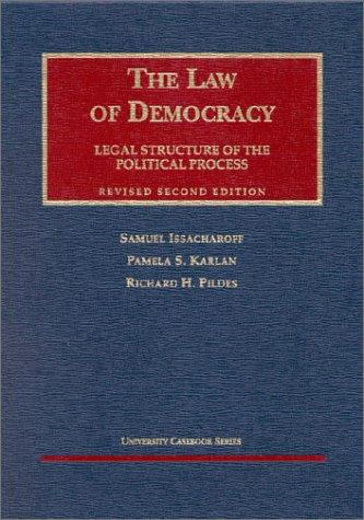 The law of democracy
