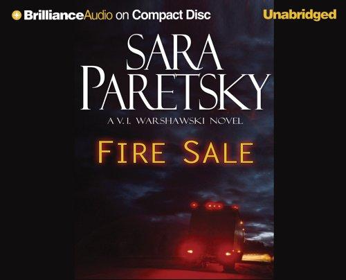 Download Fire Sale (V. I. Warshawski)