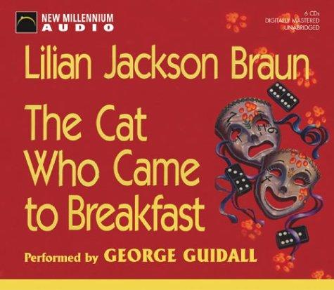 Cat Who Came to Breakfast (Cat Who… (Audio))