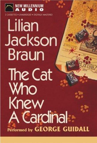 Cat Who Knew a Cardinal (Cat Who… (Audio))