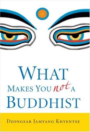 Download What makes you not a Buddhist