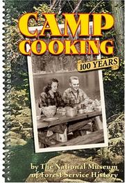 Camp Cooking: 100 Years [Spiral-bound]