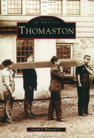 Image for Thomaston (CT) (Images of America)