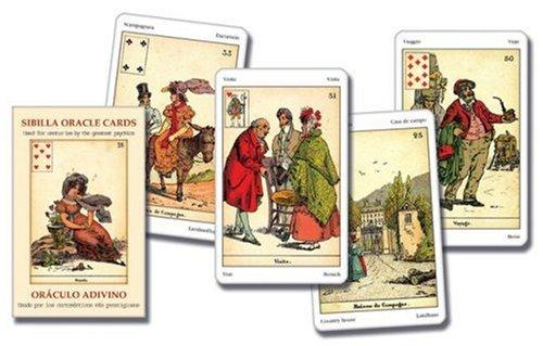 Download Sibilla Oracle Cards