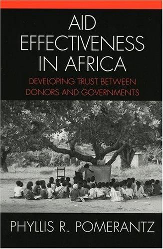 Download Aid Effectiveness in Africa