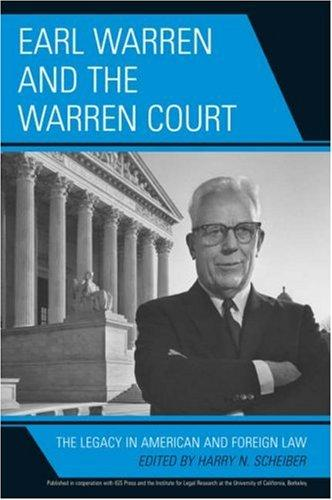 Earl Warren and the Warren Court