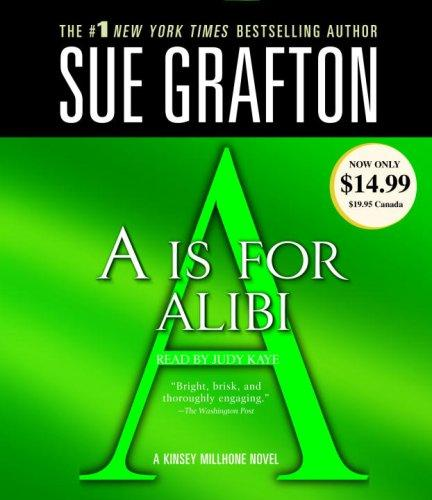 Download A Is for Alibi (Kinsey Millhone Mysteries)