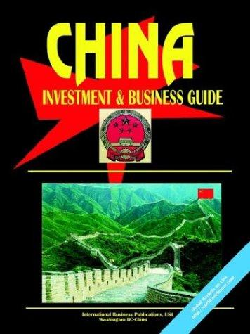 Download China Investment and Business Guide