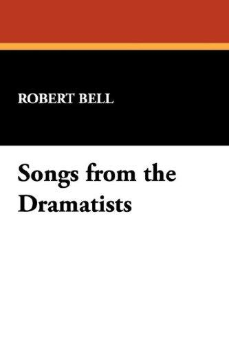 Download Songs from the Dramatists