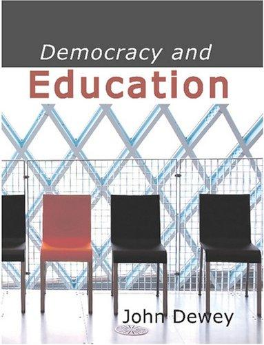 Download Democracy and Education (Large Print Edition)
