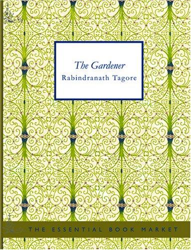 The Gardener (Large Print Edition)