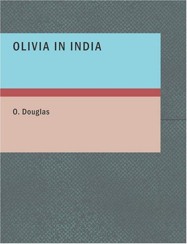 Olivia in India (Large Print Edition)