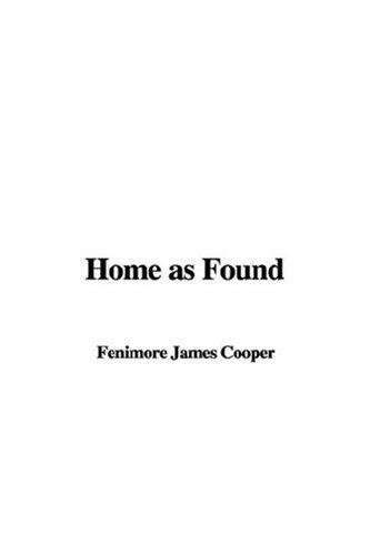 Download Home as Found
