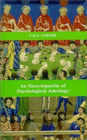 Download An Encyclopaedia of Psychological Astrology
