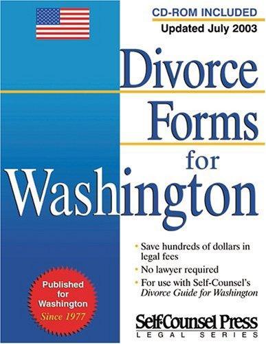 Divorce Forms for Washington