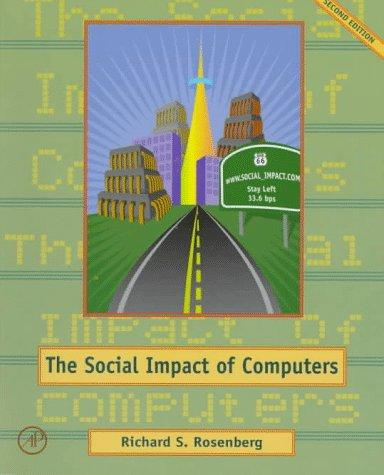 Download The social impact of computers