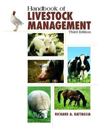 Handbook of Livestock Management (3rd Edition)