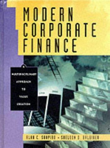Modern Corporate Finance and PH FinCoach Center