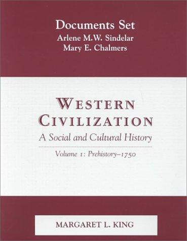 Download Western Civilization: A Social and Cultural History
