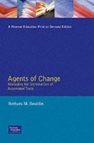 Download Agents of change
