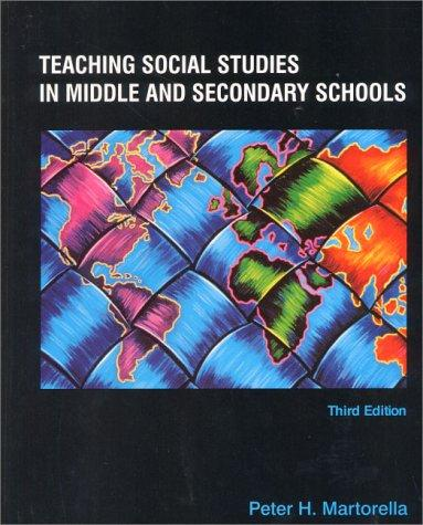 Download Teaching Social Studies in Middle and Secondary Schools (3rd Edition)