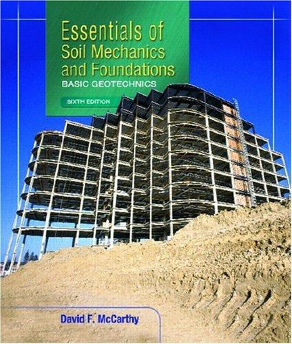 Download Essentials of Soil Mechanics and Foundations