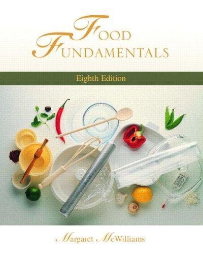 Food Fundamentals (8th Edition)