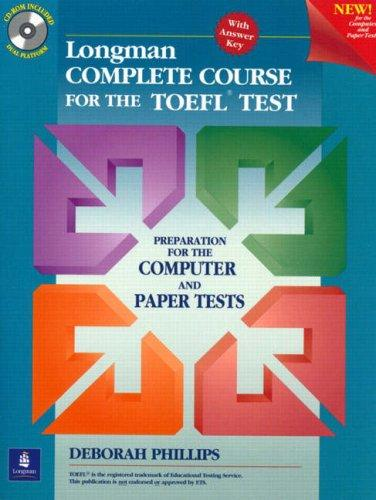 Download Longman complete course for the TOEFL test