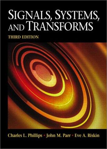Download Signals, systems, and transforms