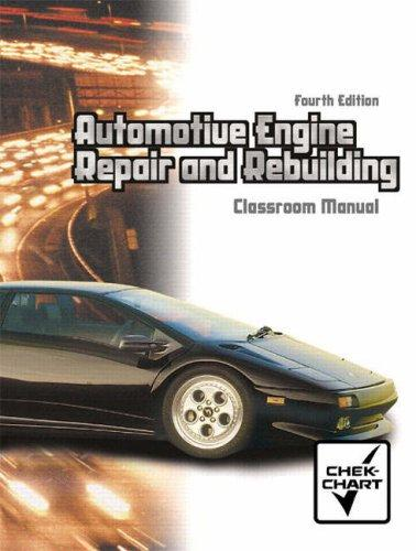 Download Automotive Engine Repair And Rebuilding