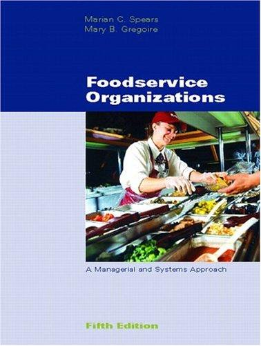 Download Foodservice organizations