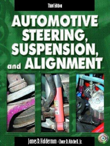 Automotive steering, suspension, and alignment