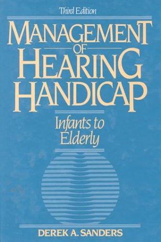 Download Management of hearing handicap
