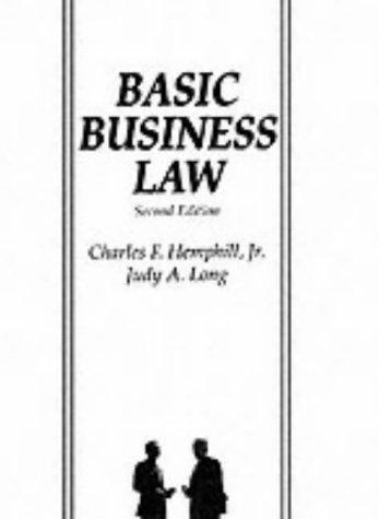Basic business law