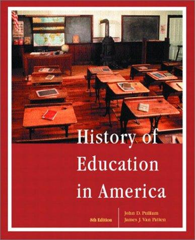 Download History of education in America