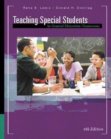 Download Teaching special students in general education classrooms