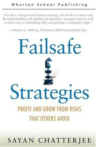 Download Failsafe Strategies