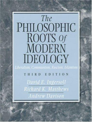 Download The philosophic roots of modern ideology