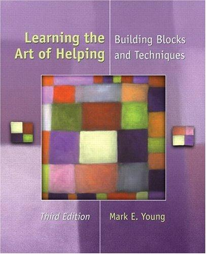 Download Learning the art of helping