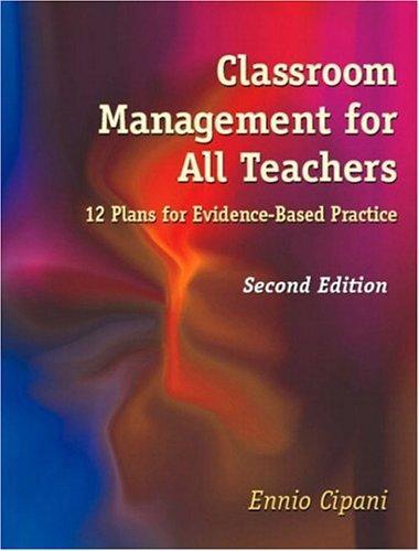 Classroom Management for All Teachers
