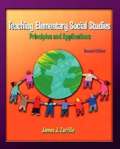 Download Teaching Elementary Social Studies