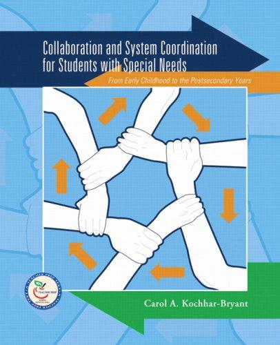 Download Collaboration and System Coordination for Students with Special Needs