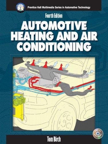 Download Automotive heating and air conditioning