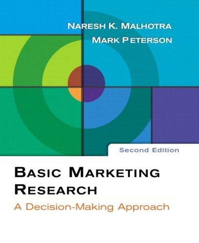 Download Basic marketing research