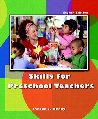 Download Skills for Preschool Teachers (8th Edition)