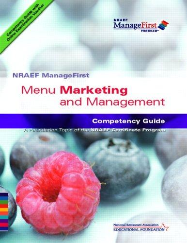 NRAEF ManageFirst